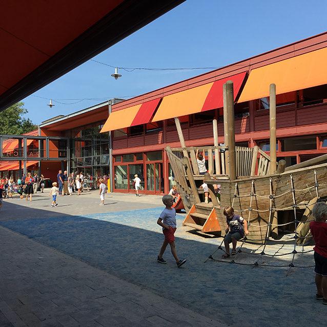 Paschalisschool-plein